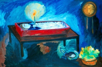 Old paintings Irina
